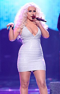 Christina Aguilera: