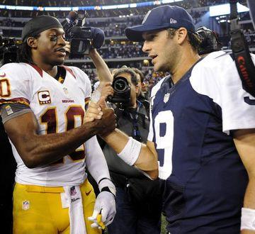 Cowboys-Redskins for the NFC East? I'm jealous