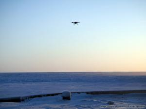Rise of the Drones: Unmanned Aircraft Sneak Into the Arctic