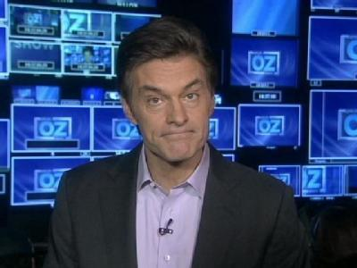 Dr. Oz Show Discusses The New Face Of Hunger