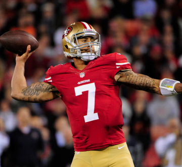 MNF: Kaepernick, 49ers whip the Bears