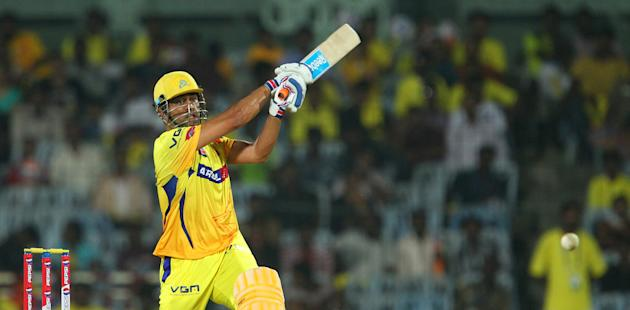 Irepressible Super Kings ride Dhoni blitz