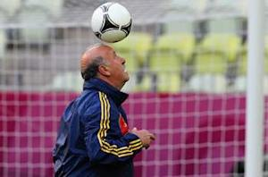 Del Bosque: We will play full-strength at Confederations Cup