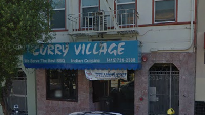 The Sunset's Curry Village Has Called It Quits