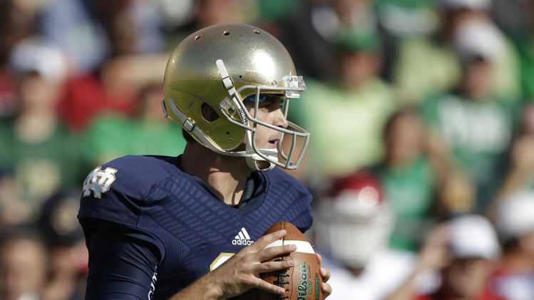 Irish eyes on better days before facing ASU