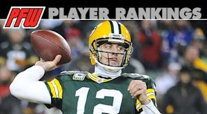 Week 17 QB rankings