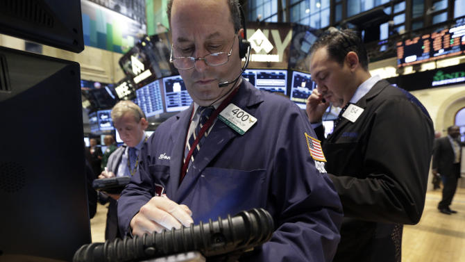 US stock market reaches all-time high