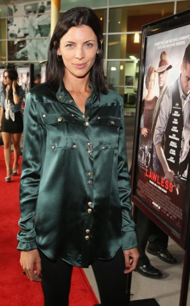Liberty Ross -- wife of 'Snow White and The Huntsman' director Rupert Sanders -- arrives at the premiere of 'Lawless' held at ArcLight Cinemas in Hollywood, Calif on August 22, 2012 -- Getty Premium