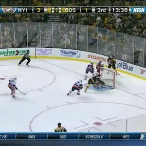 Chad Johnson Save on Carl Soderberg (06:25/3rd)