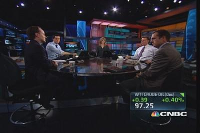 Markets 'about fairly valued' here: Pro