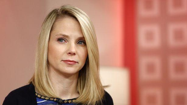 Yahoo Chairman Steps Down So Let's All Talk About Marissa Mayer