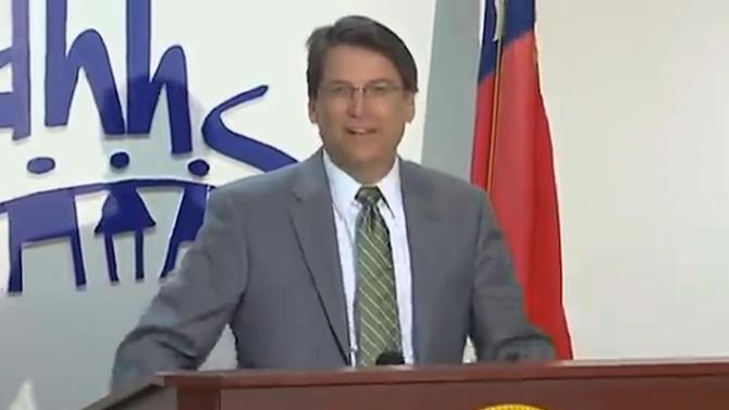 Governor McCrory offers plan for cutting North Carolina Medicaid costs