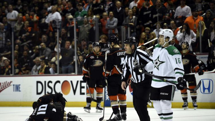 Ryan Garbutt fined $1,474.36 for spearing Corey Perry
