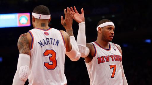 Knicks rout Celtics 108-89 for eighth straight win