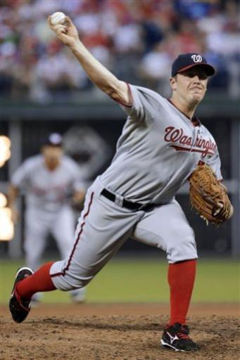 Kendrick outduels Zimmermann, Phils beat Nats