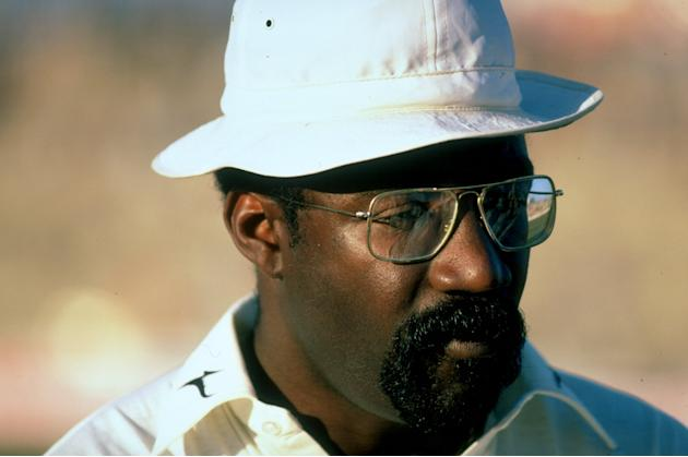 Clive Lloyd of the West Indies