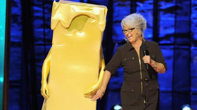 """""""When you hear the name Paula Deen, I don't want you to think of the word 'butter.'"""""""