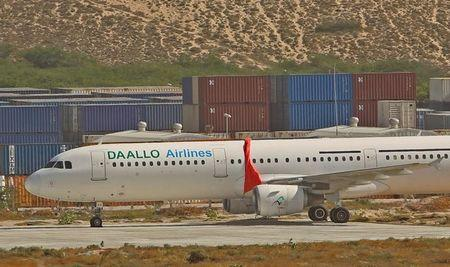 Somalia plane bomber was meant to board Turkish flight: airline executive