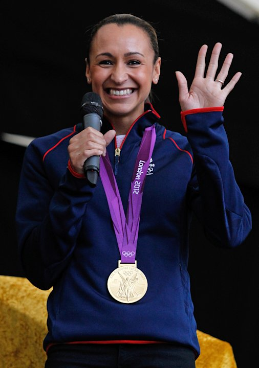 Jessica Ennis Homecoming Celebration
