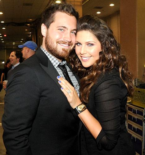 Lady Antebellum's Hillary Scott Is Pregnant!