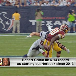 LaVar Arrington: 'This is the end of RGIII in Washington'