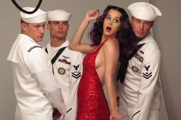 "Katy Perry: In ""Stars and Stripes"" zum Independence Day (Screenshot: YouTube)"