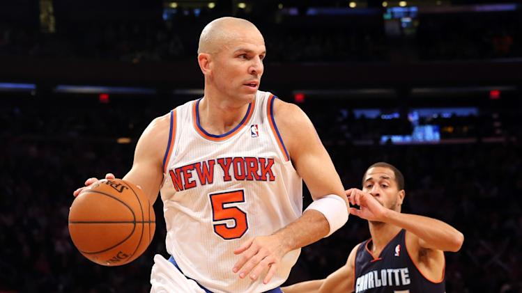 NBA: Charlotte Bobcats at New York Knicks