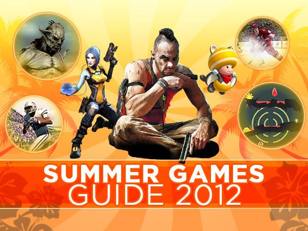 Summer Games Guide 2012 Intro