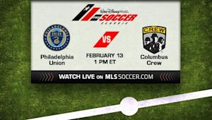 MLSsoccer.com to stream six LIVE preseason games today