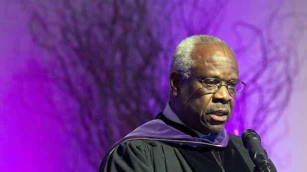 Clarence Thomas Breaks Seven-Year Silence from Bench to Make Fun of Yale