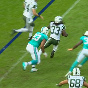 Week 4: Chris Ivory highlights