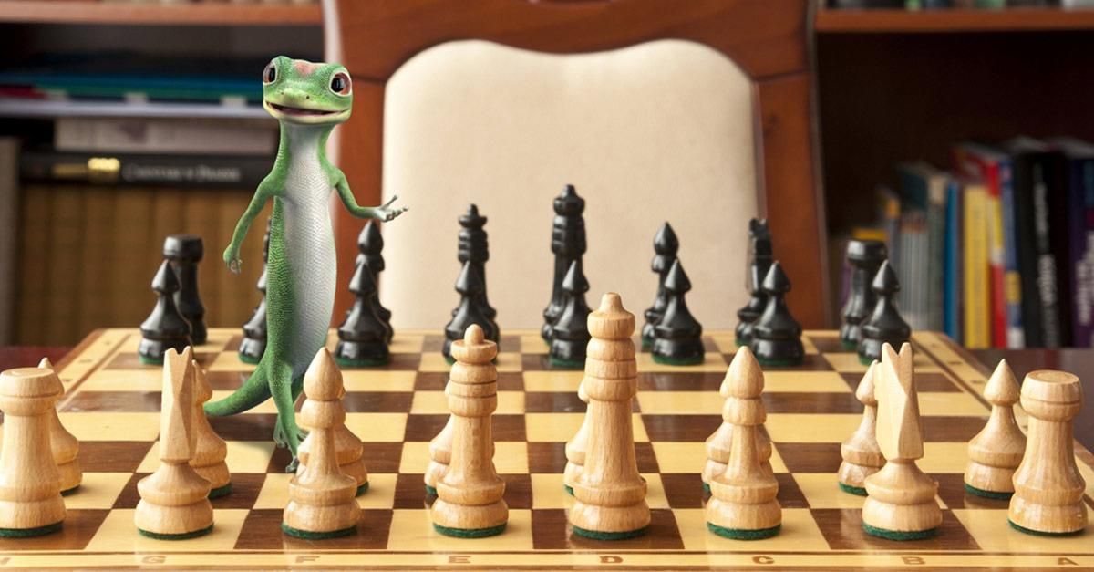 Want A Winning Strategy?  Get A Quote With Geico!