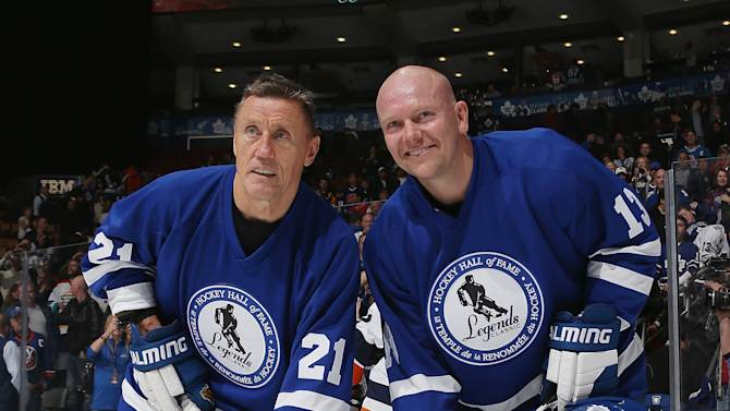 2012 Hockey Hall Of Fame - Legends Game