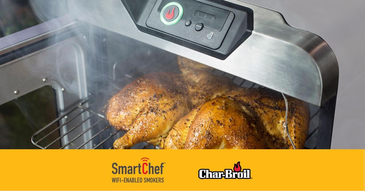 Control Your Smoker from Your Phone!