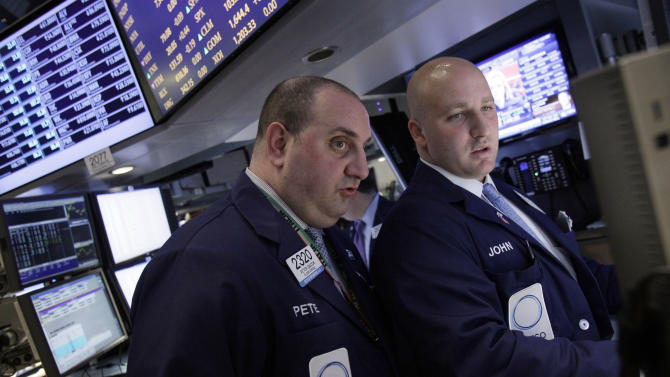 Dow, S&P 500 slip as Spain enters recession