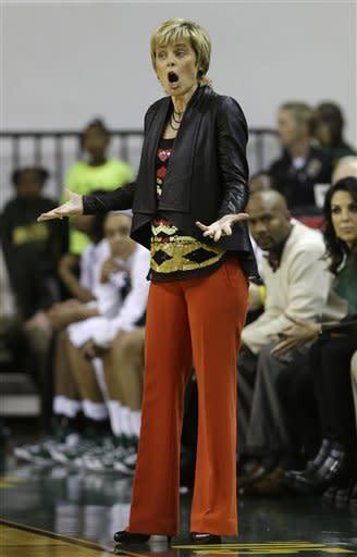 Griner leads Baylor women to rout of Kansas