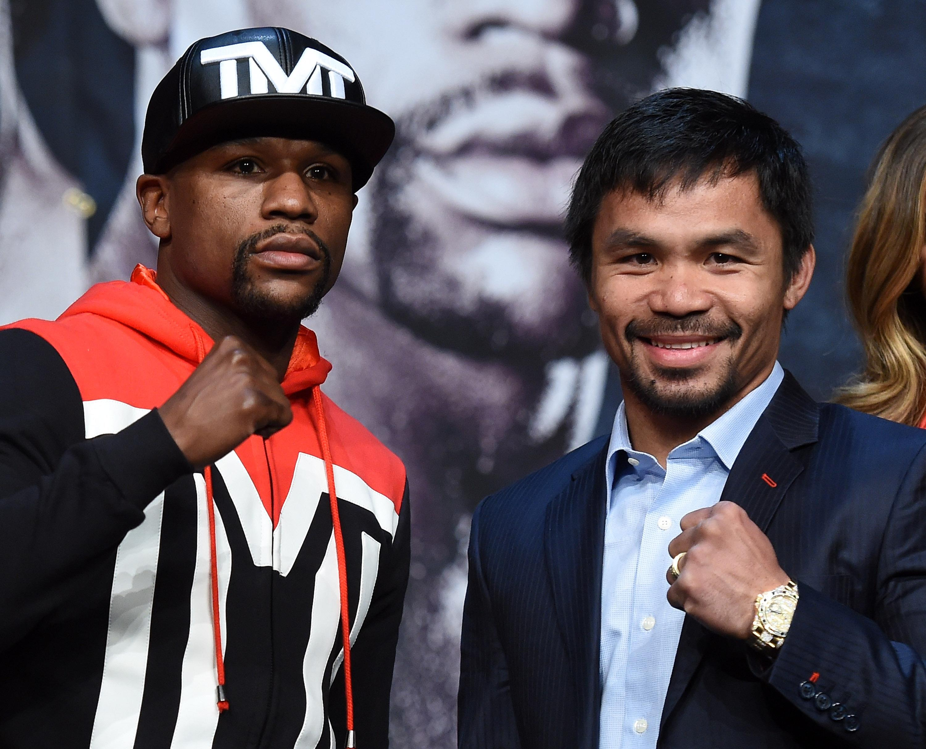 Pay-per-view problems delay start of Mayweather-Pacquiao fight