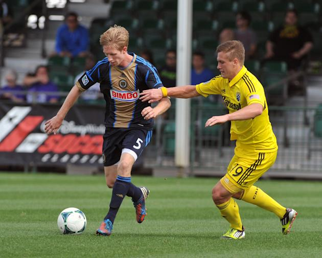 Columbus Crew v Philadephia Union