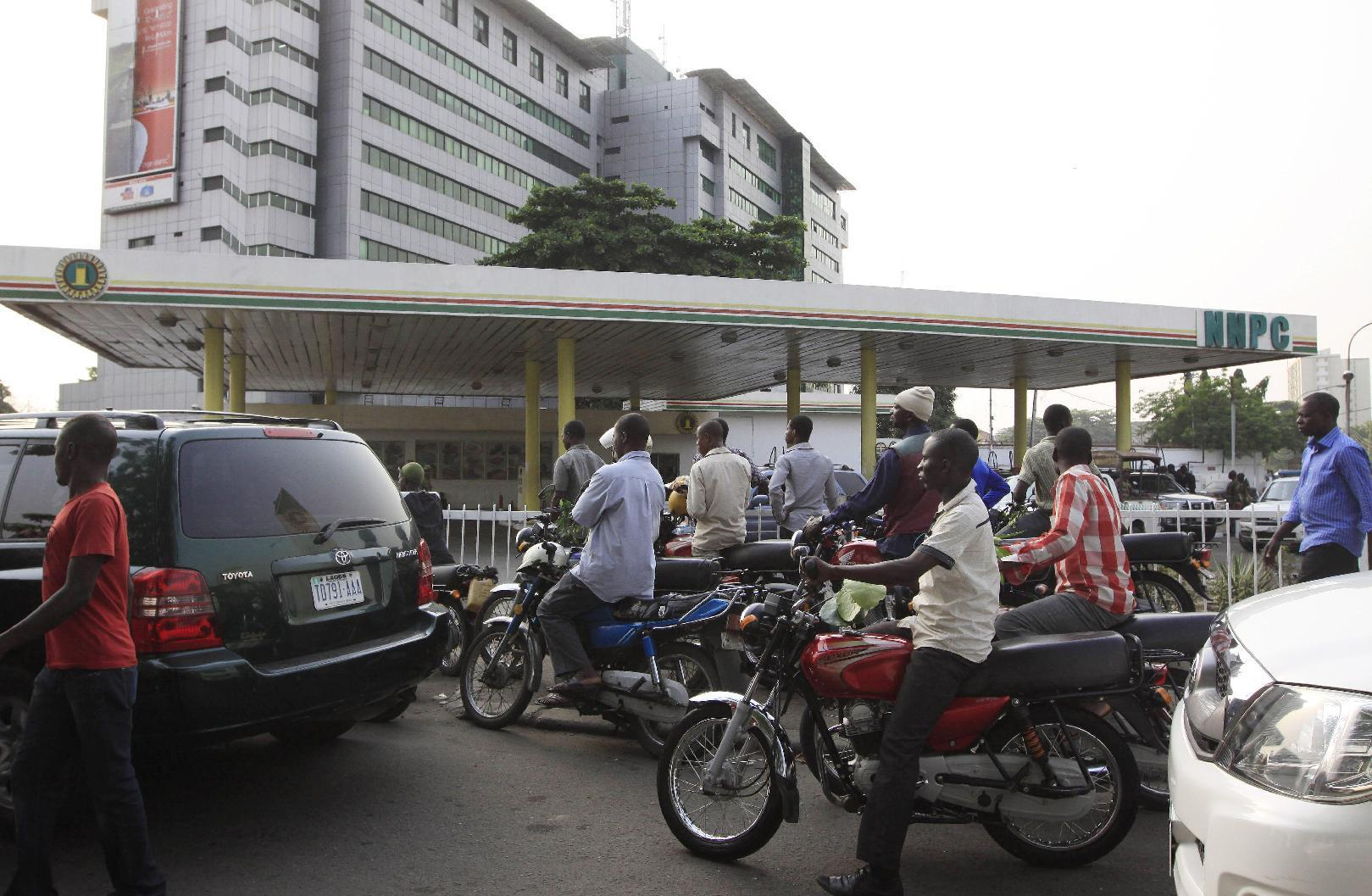 Nigerian cell phone provider needs fuel to prevent shut-down