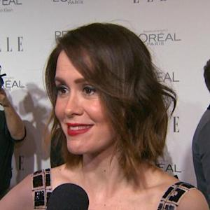 Sarah Paulson Explains Why Two Heads Are Better Than One