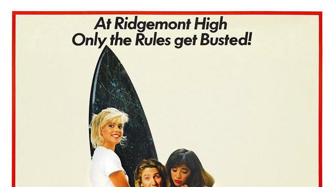 Summer of 1982 Fast Times At Ridgemont High