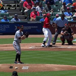 Leake's first K with the Giants
