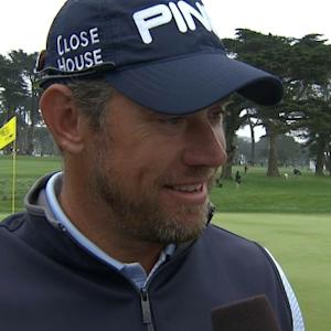 Lee Westwood interview after Round 3 of Cadillac Match Play