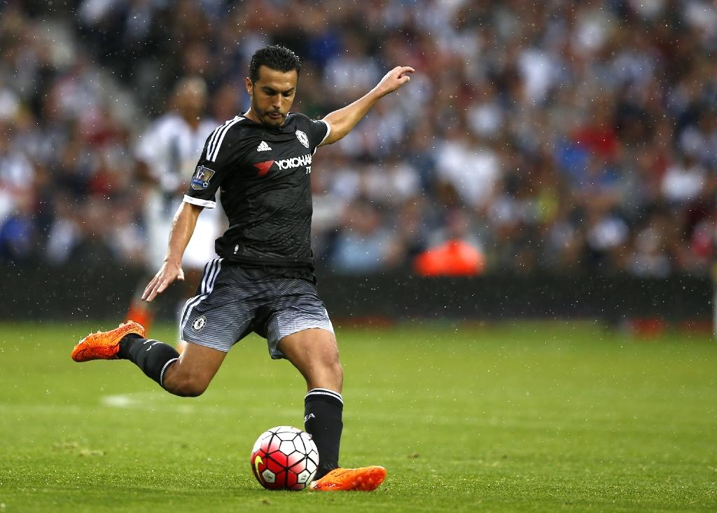 Courtois expects Pedro to help Hazard return to form