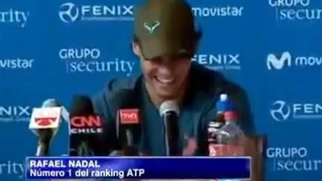 "Nadal ""Lost in Translation"""