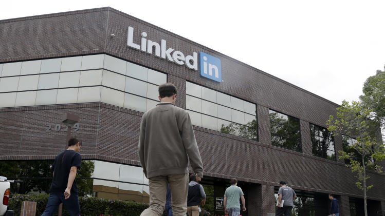 LinkedIn stock jumps after 2Q results