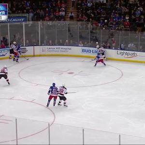 Schneider's point-blank save