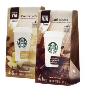 Starbucks Expands Latte Portfolio with New Caramel Flan Latte and First-Ever Starbucks VIA® Lattes