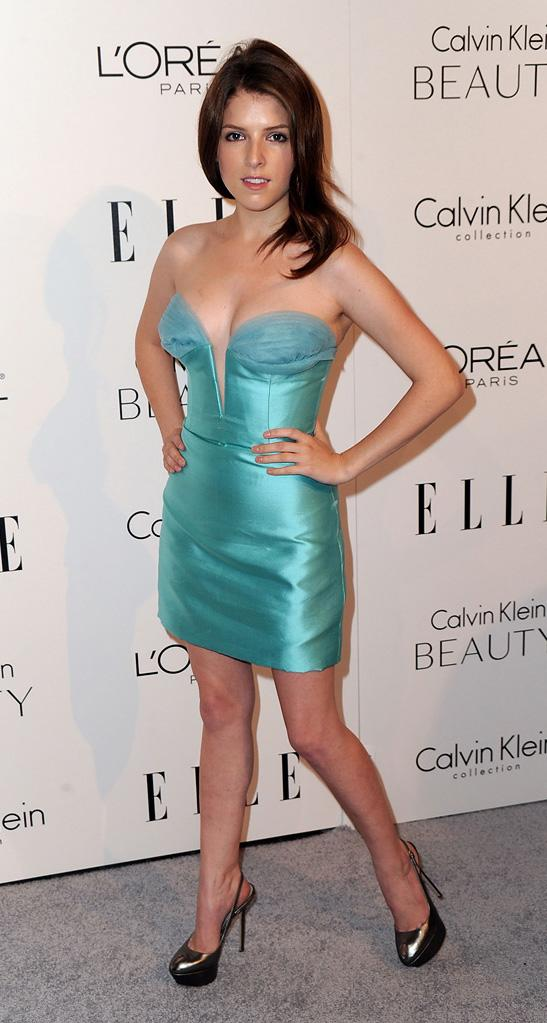 Elle's 17th Annual Women in Hollywood Tribute 2010 Anna Kendrick