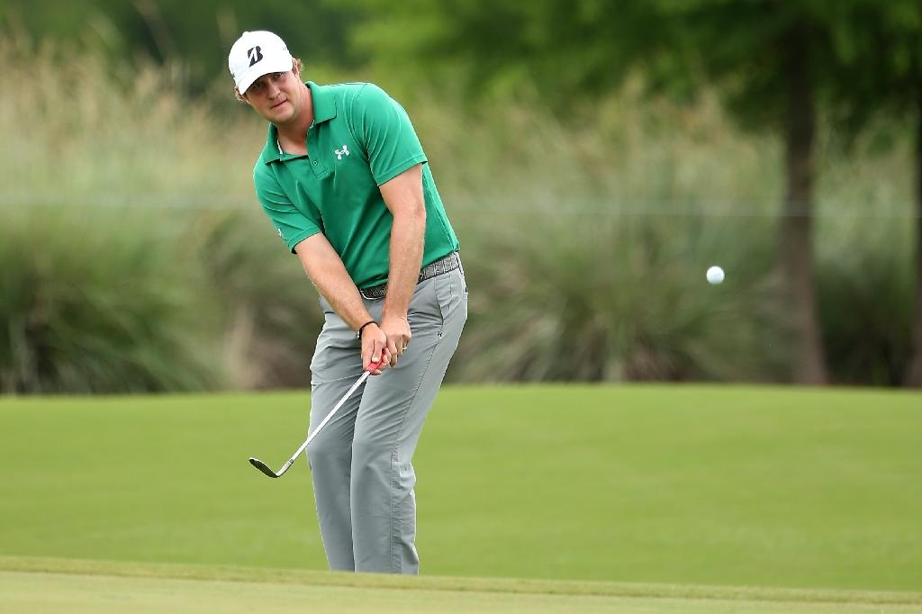 Swafford leads weather-hit Zurich Classic